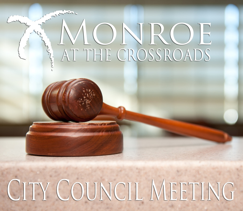 Monroe City Council Meeting @ Monroe City Hall | Monroe | Iowa | United States